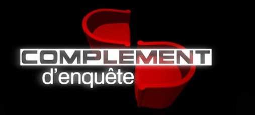 logo de l'émission complément d'enquête